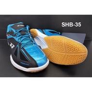 (台同運動活力館) YONEX (YY) SHB-35 基本款羽球鞋 (藍) -特價1400元☆超商取貨付款免運☆
