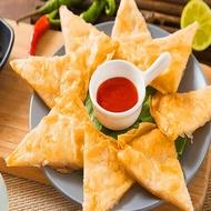 正宗泰國黃金月亮蝦餅