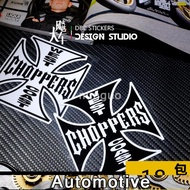 Motorcycle Car Stickers Modified Reflective Waterproof Reflective Stickers