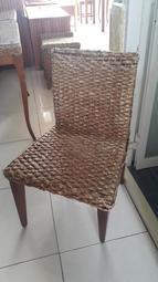 🌴峇里島風 - #書桌椅 #餐椅 $600 🌺