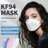 Harian Borong (Pada Jualan) korea KF94 Topeng Anti Debu 94% Penapis Mask Anti-Kabut Tempat Kain Bukan Tenunan Earloop