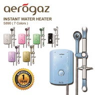 Aerogaz Instant Elec. Water Heater (S.890)