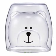 星巴克 第一代 熊熊 杯 雙層杯