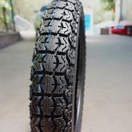 全新2.75-14電動三輪車外胎80/100-14輪胎二級品磨標胎