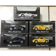 全新品 現貨 Alloy Model Car 模型車 玩具車