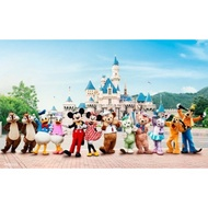 【大眾旅行社】香港迪士尼門票  小童 1700元~實體票