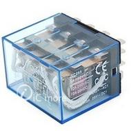 LY4-J-AC100/110V OMRON LYJ系列 小型功率繼電器RELAY(含稅)【佑齊企業 iCmore】