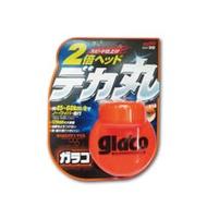 日本SOFT99 glaco免雨刷(巨頭)玻璃撥水劑大頭玻璃驅水劑C239 (120ml) (軟99 Glaco 撥水劑 撥雨劑 免雨刷 日本原裝進口 2倍耐久 雨敵 防塵 防垢 後視鏡 側邊玻璃 )