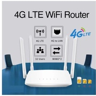 Wifi Wireless Router Sim Card 4G LTE Smartcom XM286 300Mbps