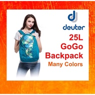 💚2020💚 Deuter MARON NAVY GOGO Daypack Backpack School Bag Work | School | Travel