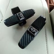 適用于BMW寶馬MINI cooper眼鏡夾 迷你車載眼鏡盒墨鏡架內飾改裝用品 超贊