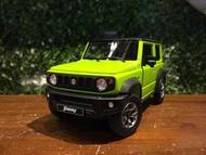 1/18 LCD Models Suzuki Jimny Sierra (JB74) LCD18004LG【MGM】