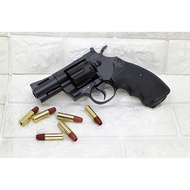 KWC 2.5吋 左輪 手槍 CO2槍 ( 轉輪手槍玩具槍BB槍BB彈城市獵人牛仔巨蟒蟒蛇PYTHON M357左輪槍