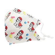 AOK 3D立體兒童醫用口罩(幼兒款)(S)(小狗)(盒裝)(50入/盒)