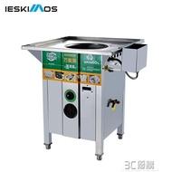 IESKIMOS商用蒸爐燃氣蒸包爐節能蒸汽蒸包子機蒸腸粉爐饅頭小籠包HM