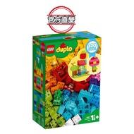 【LEGO 樂高】得寶幼兒系列 歡樂創意顆粒套裝 10887 積木 幼兒(10887)