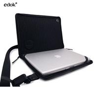 edok 273.6系列- Camael電腦背袋 10吋 - 黑