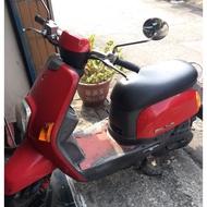 Cuxi 100紅色 2008年化油器版本