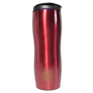 星巴克 隨行杯, 2012 龍年 不鏽鋼 紅色 隨行杯 20oz , venti 杯,請先詢問庫存