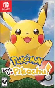 Pokémon: Let's Go, Pikachu! 精靈寶可夢 Let's Go!皮卡丘 for Nintendo Switch NSW-0421