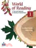 World of Reading 1: A Thematic Approach to Reading Comprehension
