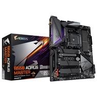 技嘉 B550 AORUS MASTER + AMD R5 3600XT 代理盒裝