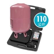 110公斤冷媒回收電子秤 冷煤充填計量電子秤 冷媒回收秤 瓦斯磅秤 瓦斯電子秤