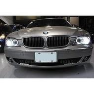 大台北汽車精品 BMW E66 大燈 原廠 燈泡換色 D1S 6000K HID燈管 台北威德