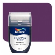Dulux Colour Play Tester Inkberry 73RB 08/259
