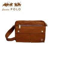 加賀皮件 Sandia Polo 多色/雙口袋/斜背包/側背包/肩背包 PO35-637