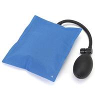 Car Air Pump Wedge Pad Entry Inflatable Shim Car Door Window Opener Tool Blue