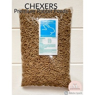 CHEXERS PREMIUM RABBIT FEEDS/FOOD (Specially made for your rabbit.)