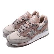 New Balance 休閒鞋 W998AWAB 低筒 女鞋