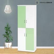2.1尺四門塑鋼鞋櫃 防水塑鋼家具【米朵Miduo】