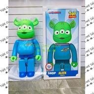 BE@RBRICK Alien Toy Story 三眼怪 皮克斯 玩具總動員 庫柏力克 1000% Bearbrick