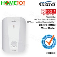 Mistral Electric Instant Water Heater MSH303I
