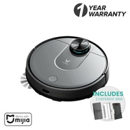 【OFFICIAL】Viomi V2 Robot Vacuum // 5G connectivity+APP+Vacuum+Mop // Xiaomi Robot Vacuum Local Warranty