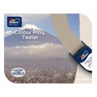 Dulux Colour Play Tester Colours Of The World - Zen Japan