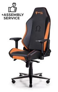 Secretlab OMEGA 2018 Series PRIME PU Leather Gaming Chair - Amber