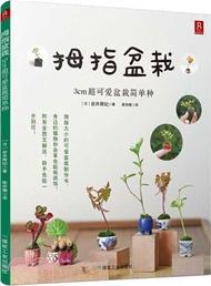 2233.拇指盆栽:3cm超可愛盆栽簡單種(簡體書) 岩井輝紀
