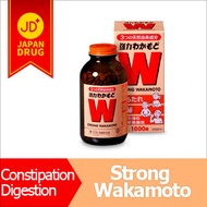 Strong Wakamoto / 1000 tablets / constipation / digestion / nutrition / 85 years / natural