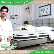 [FREE SHIPPING] King Koil Crystal Mattress (Queen, King, Super Single & Single)