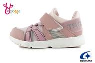 Moonstar 月星 Tsukihoshi 日本機能鞋 中童 可機洗運動鞋 I9642#粉膚◆OSOME奧森鞋業