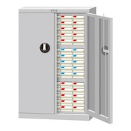 TKI-2515D-1(75屜)加門型 零件箱【天鋼 tanko】零件櫃/零件收納櫃/零件分類櫃/五金材料櫃/螺絲分類櫃