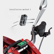 摩托車QC3.0 PD車充 SAE轉USB適配器 電壓顯示配件