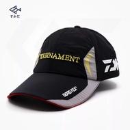 Daiwa防潑水釣魚帽