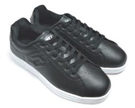 LOTTO 樂得 1973經典室內網球鞋 滑板鞋 男段 黑LT8AMC6660
