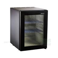 【結帳再折$300】Warrior樺利 Dellware鋼化玻璃門吸收式無聲客房冰箱 (XC-40RT)
