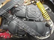 雅原商社 RS100傳動蓋+空濾 螺絲 不鏽鋼螺絲 白鐵螺絲 內六角 SF RS RSZ RSZERO QC QUXI