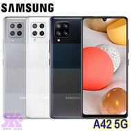 SAMSUNG Galaxy A42 5G (6G/128G) 6.6吋八核手機絢幻黑
